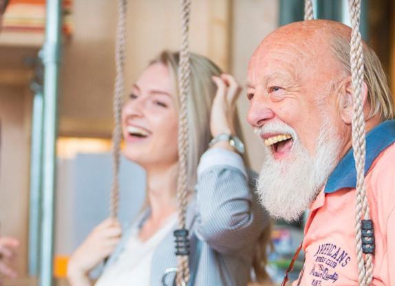 Goed leven met dementie: cursus voor professionals
